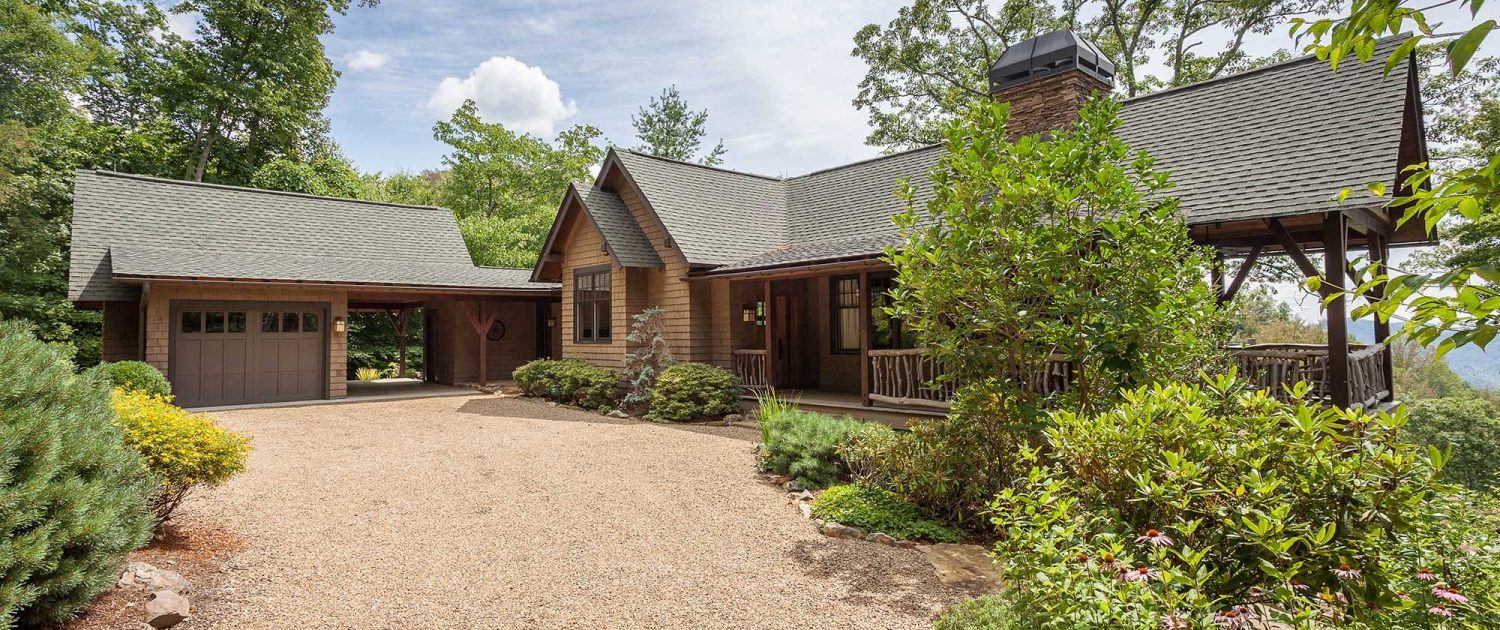 luxury mountain homes at mountain air in nc